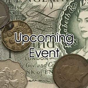 upcoming coin show Nov 2020