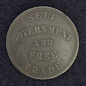Self Government and Free Trade 1857