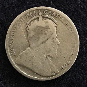 1910 Quarter Canada