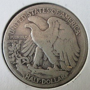 50 Cents USA 1919