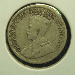 1920 canadian dime