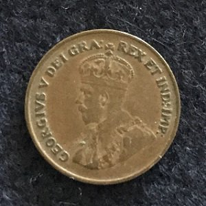 Canada 1924 one cent