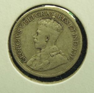 1929 10 cents Canada