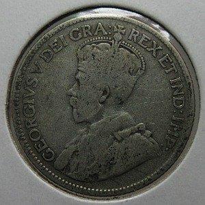 Canadian 1931 quarter