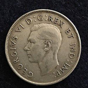 1947 C7R 50 Cents