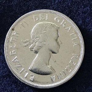 1962 Silver $1 Canada
