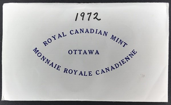 !972 PL set Canadian