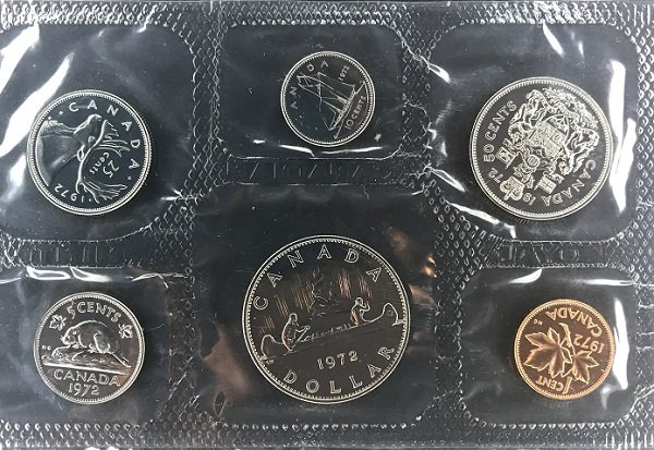 1972 Proof Like Set