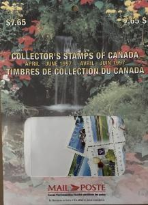 1997 quarterly STAMP pack