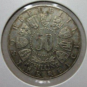 1964 50 schilling