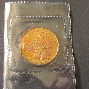2010 Canada Navy $1 packaged