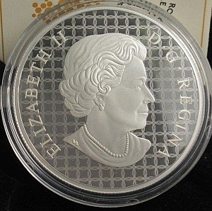 2014 99.99% non tax silver coin