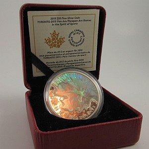 2015 $20 Pan-Am games