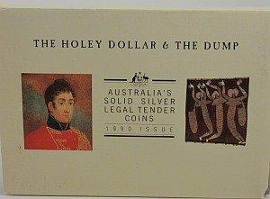Australia Holey Dollar and Dump