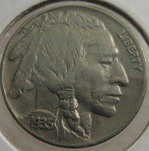 1935 Buffalo 5c